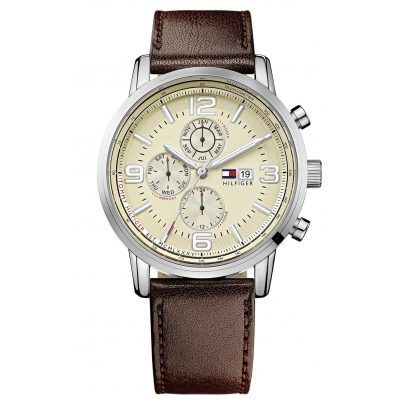 Tommy Hilfiger 1710337 Gabe Dual-Time Mens Watch