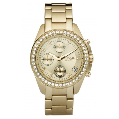 Fossil ES2683 Decker Ladies Chronograph