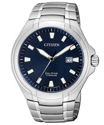 Citizen BM7430-89L Eco-Drive Herren-Armbanduhr
