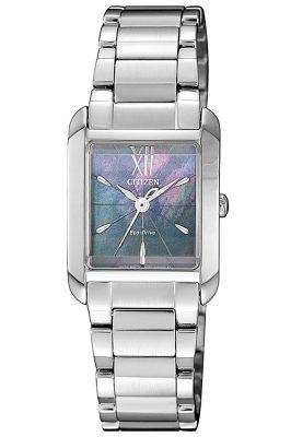 Citizen EW5551-81N Damen-Armbanduhr Eco-Drive