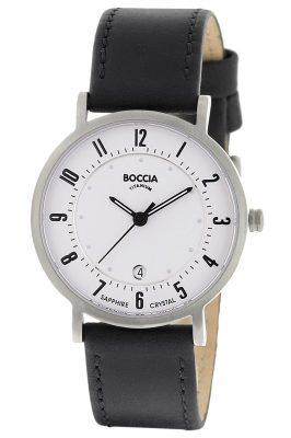 Boccia 3296-01 Titan Damen-Armbanduhr