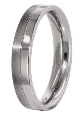 Boccia 0129-01 Titanium Herren-Ring