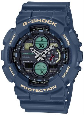 Casio GA-140-2AER G-Shock Herren-Armbanduhr