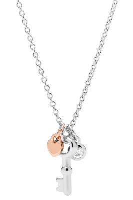 Fossil JFS00467998 Silber Damen-Halskette