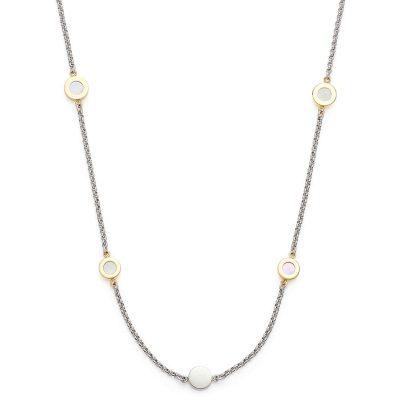 Leonardo 018334 Damen-Halskette Alitia