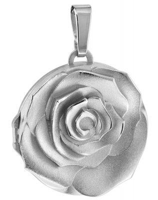 trendor 75610 Medaillon Anhänger Silber 925
