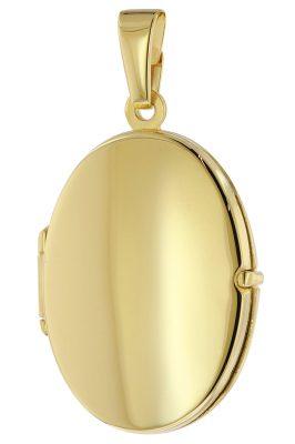 trendor 51090 Medaillon Anhänger 333 / 8K Gold