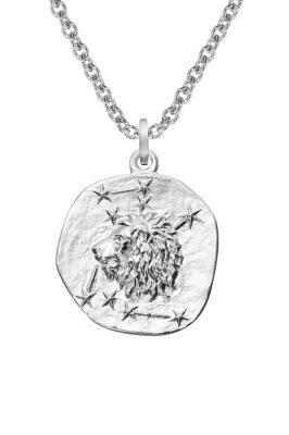 trendor 08448 Sternzeichen Löwe mit Halskette Silber 925