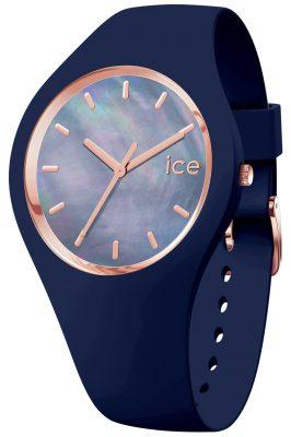 Ice-Watch 016940 Damen-Armbanduhr ICE pearl Twilight Blau S