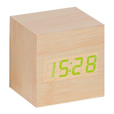 Atlanta 1134/30 Design-Tischwecker mit Touch-Technologie