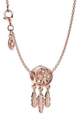 Pandora 39492 Rose Damen-Halskette Traumfänger