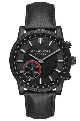 Michael Kors Access MKT4025 Herrenuhr Hybrid-Smartwatch Scout