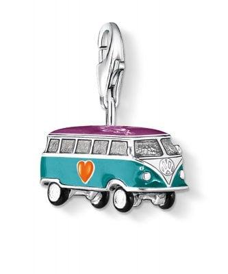 Thomas Sabo 0881-007-7 Charm-Anhänger VW-Bus