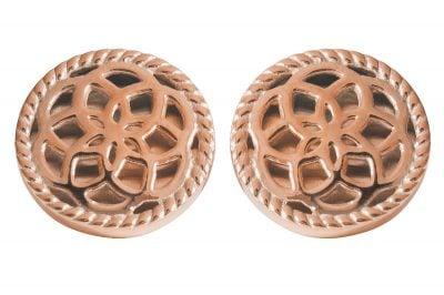 Traumfänger TFE02MRO Ohrringe für Damen Rosé