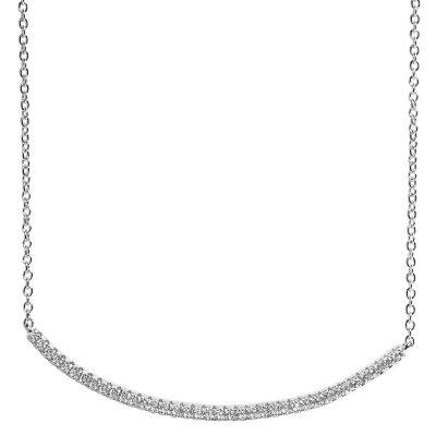 Sif Jakobs Jewellery SJ-C0065-CZ Damen-Halskette Fucino
