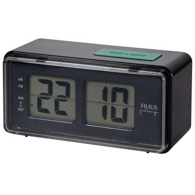 Filius 0530-7 Funkwecker mit digitaler Zeitanzeige