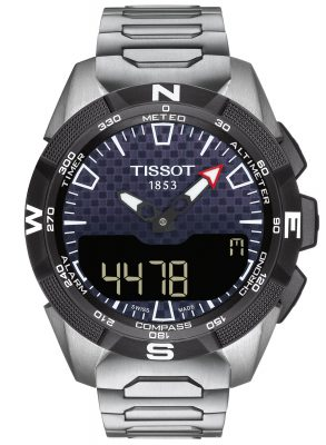 Tissot T110.420.44.051.00 Herren-Sportuhr T-Touch Expert Solar II