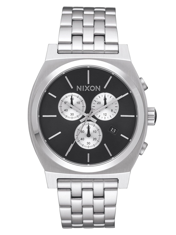 Nixon A972 2348 Time Teller Chrono Black Sunray Uhr